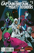 Captain Britain and Mighty Defenders #1 (of 2) Comic Book