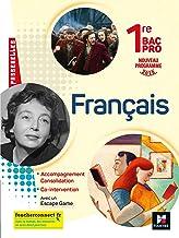 Français 1re Bac Pro Passerelles