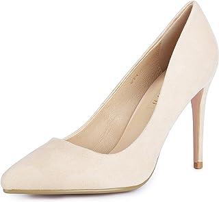 782e9ff95 IDIFU Women s IN4 Classic Pointed Toe Stiletto High Heel Dress Pump