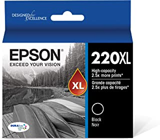 Best Epson T220XL120-S DURA Ultra Black High Capacity Cartridge Ink Review