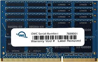 OWC 32GB (4 x 8GB) 1333MHz 204-Pin DDR3 SO-DIMM PC3-10600 CL9 مجموعة تحديث الذاكرة لـ iMac، (OWC1333DDR3S32S)