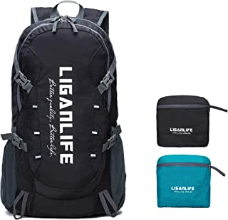 Liganlife Water Resistant Outdoor Backpack for Travel, Hiking, Mountaineering, Camping,40L