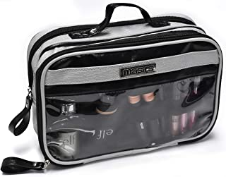 Cosmetic Toiletry Travel Bag - Zippered Pockets will Keep Cosmetics and Toiletries Neat and Organized while Traveling. Por...