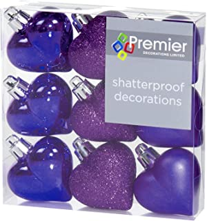 Best large purple baubles Reviews