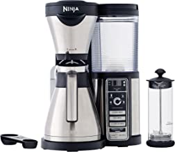 Ninja CF085REF Thermal Carafe Coffee Bar (Renewed)