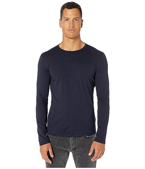 John Varvatos Collection Slim Fit Cotton/Cashmere Crew T-Shirt K3144V3