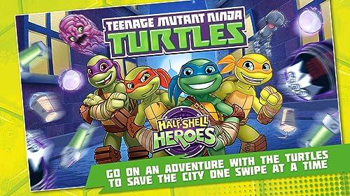 『Teenage Mutant Ninja Turtles: Half-Shell Heroes』の2枚目の画像