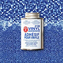 PRO Vinyl Pool Liner Patch Kit – Repair kit with 2'x2' Vinyl and Adhesive (Glimmer)