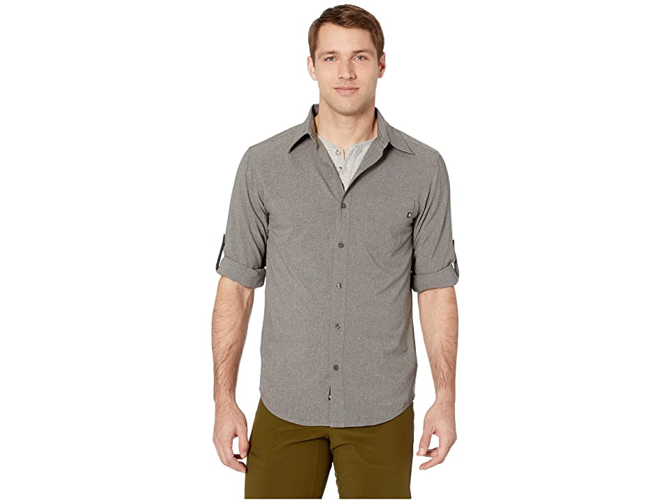 Marmot Aerobora Long Sleeve Shirt (Cinder) Men