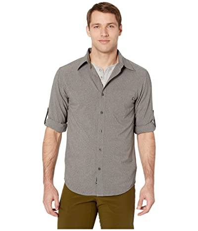 Marmot Aerobora Long Sleeve Shirt (Cinder) Men