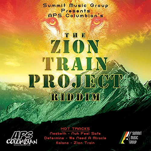 The Zion Train Project Riddim by Various artists on Amazon Music