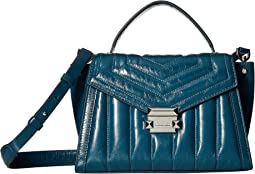 Whitney Medium Top-Handle Satchel