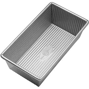 Baker /& Salt Non Stick Loaf Kitchen Bread Cake Baking Pan Tin Set 1 2 /& 4lb