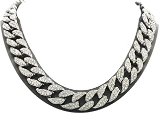 Best extra large chain link necklace Reviews