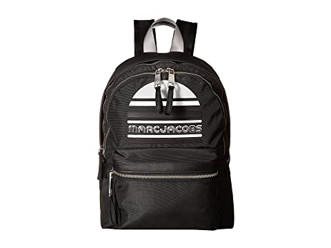 Marc Jacobs Trek Pack Exaggerated Sport Logo Large Backpack