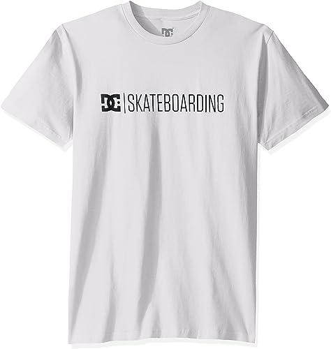DC T-Shirt Minimal Hommes
