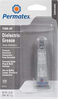 Permatex 81150 Dielectric Tune-Up Grease, 0.33 oz. Tube