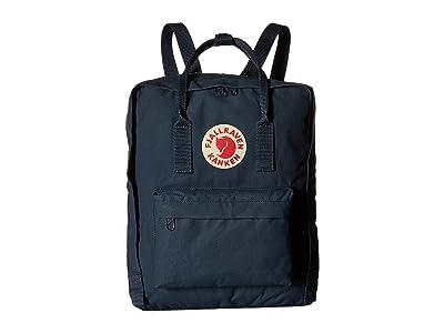 Fjallraven Kanken (Navy) Backpack Bags