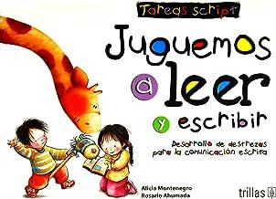 Juguemos A Leer Y Escribir Cuaderno De Tareas Letra Script