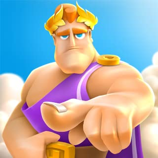 Legends Of Olympus: City Building & Farming Game