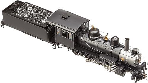 On30 Spectrum 4-6-0 w DCC, schwarz by Bachmann Trains