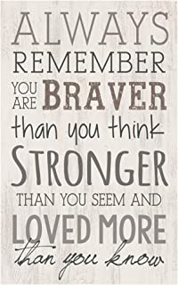 always remember you re braver