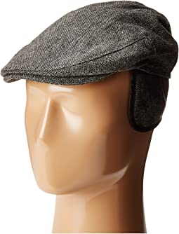 Ainsley Flat Ivy Cap with Earflaps