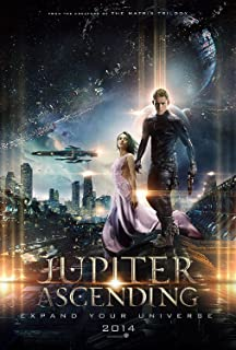 Jupiter Ascending Fabric Cloth Rolled Wall Poster Print -- Size: (20