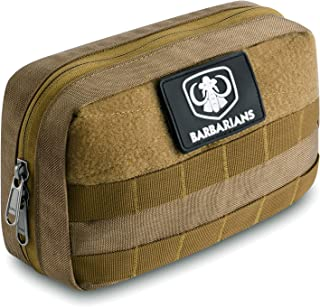 Barbarians Tactical Admin Pouch Military MOLLE Pouch for Tools Map Magazine