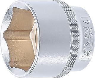 """BGS 2941   Wkładka klucza nasadowego sześciokątnego   12,5 mm (1/2"""")   SW 41 mm"""