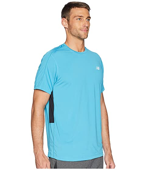 New Accelerate New Sleeve Accelerate Short Short New Balance Sleeve Balance 0n1dq0