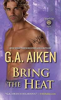 Bring the Heat (Dragon Kin Book 9)