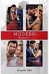 Modern Box Set 1-4 Aug 2021 (The Heirs of Liri Book 2) Kindle Edition