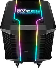 Cooler Master AMD Wraith Ripper ThreadRipper TR4 High Performance CPU Air Cooler w/ Addressable RGB, 7 Heat Pipes, Dual Tower Heatsink, Wraith Armor Air-Guide