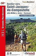 Sentier vers Saint-Jacques-de-Compostelle : Arles - Toulouse