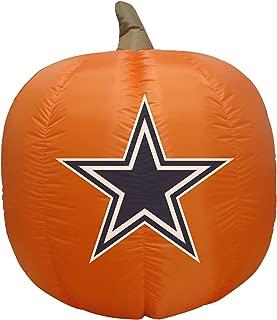 Boelter Brands NFL Dallas Cowboys Inflatable Pumpkin, 4ft