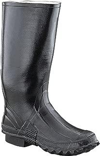 "Ranger 17"" Heavy Duty Men's Rubber Irrigation Boots, Black (T111)"