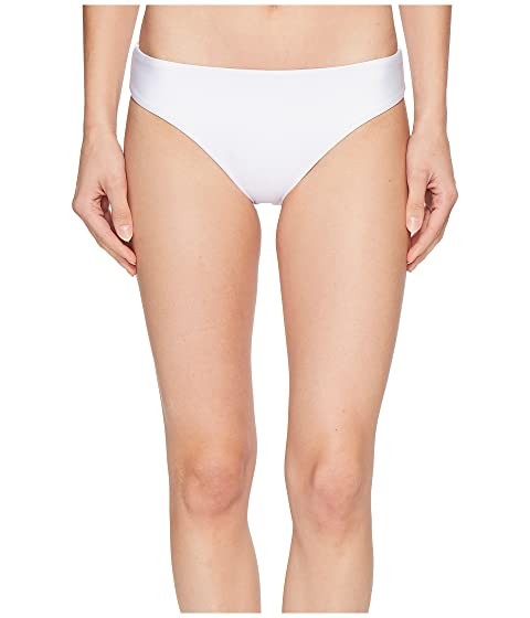 Bottom Retro Art Deco Bikini Splendid Blanco WwgUIEqx