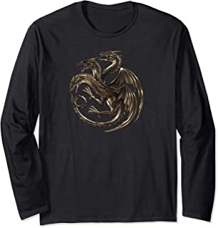 Chinese Dragon Long Sleeve T-Shirt