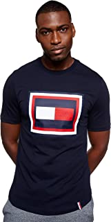 Tommy Hilfiger Men's Frame Relaxed Fit T-Shirt