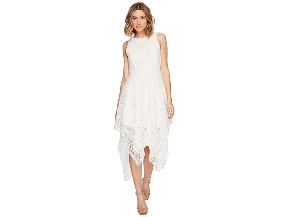 CATHERINE Catherine Malandrino Webb Dress (Empire White) Women