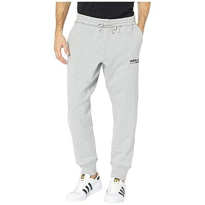 adidas Originals Kaval Sweatpants (Medium Grey Heather) Men