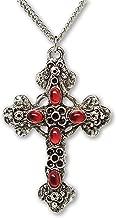 renaissance cross necklace