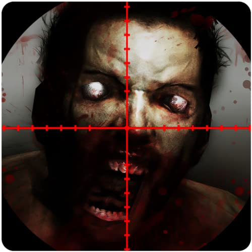 Zumbis Sniper tiro simulador 3D – caçar o mortal vírus infectados mortos vivos assassino