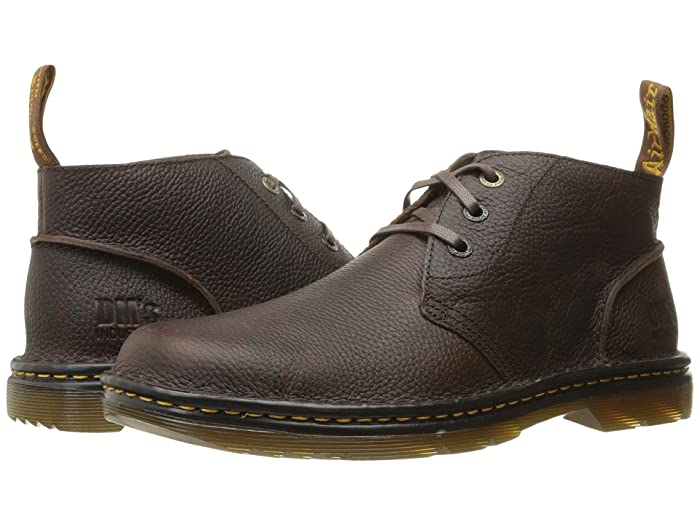 Dr. Martens Work  Sussex (Dark Brown Bear Track) Mens Work Lace-up Boots