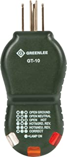 Greenlee GT-10 Polarity Tester Cube