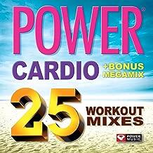 Shape Cardio - 25 Workout Mixes (105 Minutes of Workout Music + Bonus Megamix (132-138 BPM)