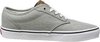 Men's Atwood Canvas' Trainers, Grey ((Enzyme Wash)...