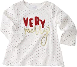 Mud Pie - Very Merry Dazzle Tunic (Infant/Toddler)
