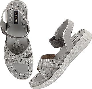 Do Bhai Ortho Care Orthopaedic Comfort Sole Sandal for Women